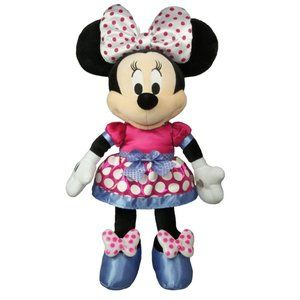 Disney Hold My Hands Singing Minnie Mouse Doll